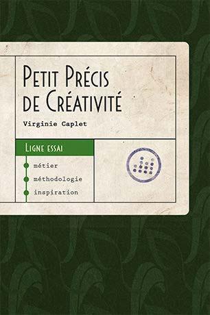 Couv livre creativite caplet